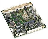 Core Module 1-86DX2 PC/104 Single Board
