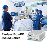 IEC 60601-1 Certified Fanless Medical Computer Facilitates Co-diagnostics in Operation Rooms