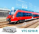 VTC 6210-R Fanless Railway Computer