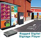 Rugged Digital Signage Player