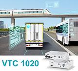 "10,4""  Automotive Panel-PC VMC 110/111"