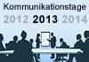 Einladung zu den Kommunikationstagen 2013