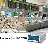 Fanless Box-PC 3720 Bridges Business Decisions and Factory Operations with Industrial IoT