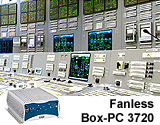 Fanless Box-PC 3720 Series Industrial IoT Gateways & Controllers Build up Smart Manufacturing