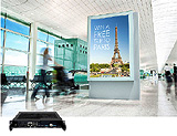 The Latest 4K OPS Media Player Increases Engagement at Airports, Enterprises and Schools