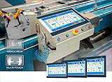 DELTA COMPONENTS adds Portfolios with Industrial Touch Monitors featuring Widescreen and Multi-touch