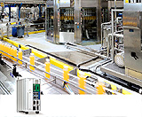 Factory Automation Controllers fully integrate automated manufacturing processes