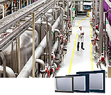Factory Automation Heavy Industrial Panel-PCs renew HMI controls with enhanced graphics, interoperability & ruggedness