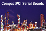 CompactPCI Serial Video Capture Boards & Communications Controllers