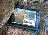 The Anatomy of rugged DeltaTabletPC 9,7