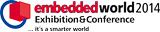 Einladung zur embedded world 2014