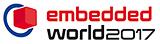 Einladung zur embedded world 2017