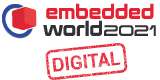 Welcome to a smarter world!<br>Einladung zur embedded world 2021 DIGITAL