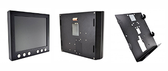 "Railway Panel-PC 15"" / IP-Monitor"